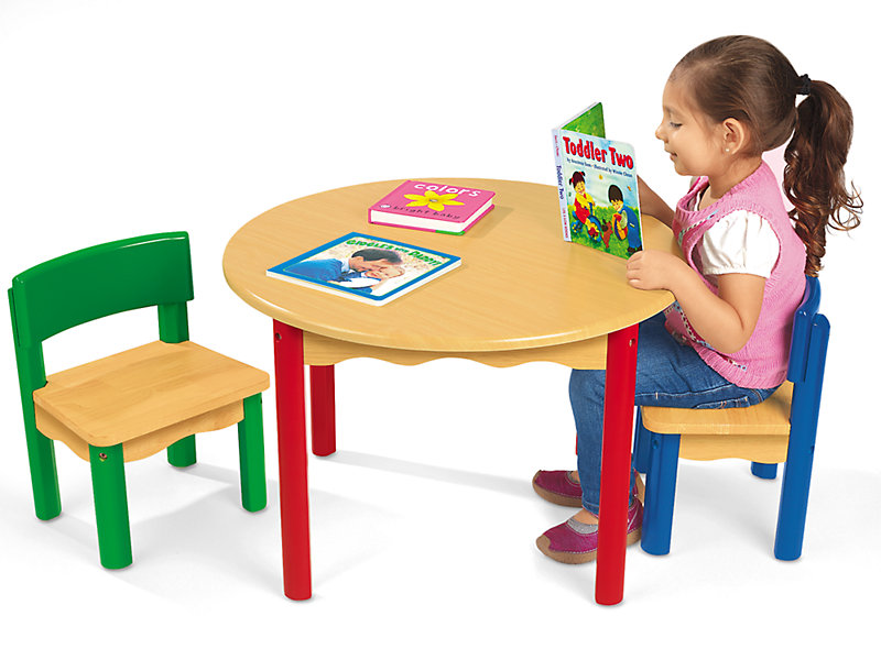Toddler Tough Table Chairs Set At, Small Child's Chair