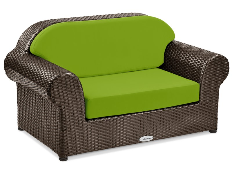 Outdoor Comfy Couch At Lakes Learning, Children's Patio Furniture